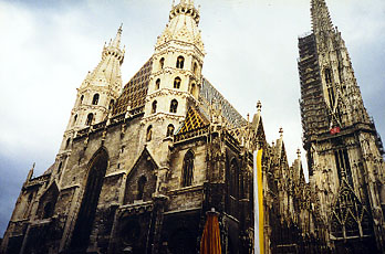 Stephansdom (St. Stephen's Cathedral)